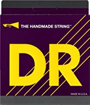 DR Strings Electric Guitar Strings, Hi-Beam, Hex Core 12-52