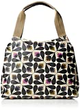 Orla Kiely Matt Laminated Sycamore Seed Classic Zip Shoulder, Multi