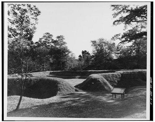 HistoricalFindings Photo: Fort Raleigh,Fort,U.S. 64-264,Manteo,Dare County,NC,North Carolina,HABS,1 (Furniture Raleigh North Carolina)