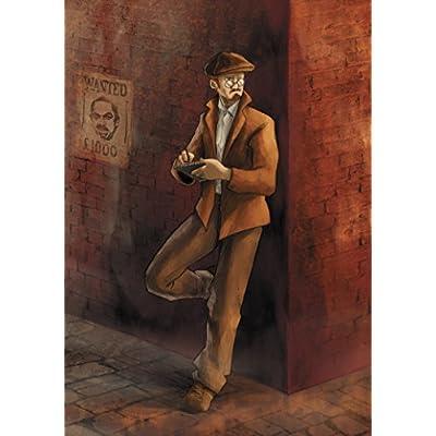 Mr. Jack: Pocket Edition: Cathala, Bruno, Maublanc, Ludovic, Minguez, Jean-Marie: Toys & Games