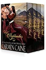 The Heart of a Highlander Collection ( The Highland Heather and Hearts Series: 4 Full-Length Novels, Books 1 - 4 )