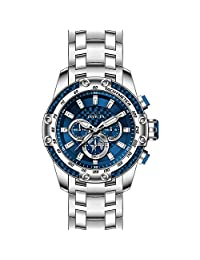 Invicta Men's 25943 Speedway Quartz Chronograph Blue Dial Watch