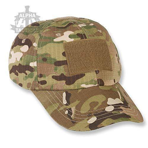 dc6253e75 Alpha Tactical Operators Baseball Cap Multicam MTP