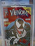 #6: VENOM LETHAL PROTECTOR #1, CGC 9.8, NM/M, WP, Spider-man, more CGC in store