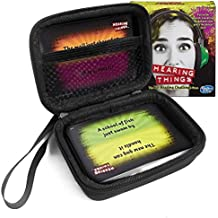 FitSand Hard Case for Hearing Things Game Travel Zipper Carry EVA Best Protection Box