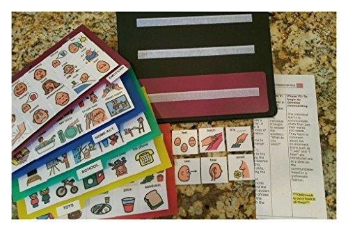 SPEECH THERAPY 150+6 PCS BOOK 4 AUTISM ABA LANGUAGE /& APRAXIA ASPERGERS ADHD