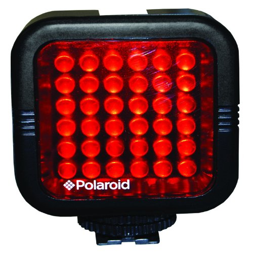 Polaroid Studio Series Rechargeable IR Night Light 36 LED Li