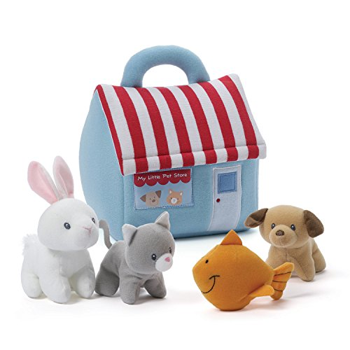 Gund My Little Pet Shop Baby - Pet Shop Les Little