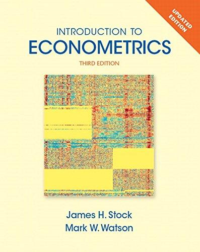Intro.To Econometrics,Updated W/Access
