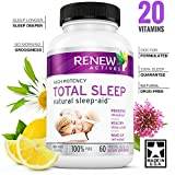 FLASH SALE! Natural Sleep Aid Supplement For Adults with Valerian & Melatonin! Non-GMO & Vegan. Beat Insomnia & Anxiety Naturally! Non-Habit Forming. Get a Longer & Deeper Sleep You Deserve!