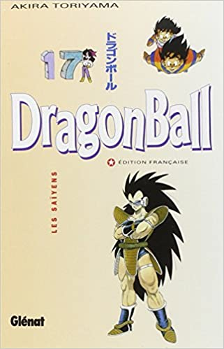 Download Online Dragon Ball, tome 17 : Les Saïyens pdf ebook