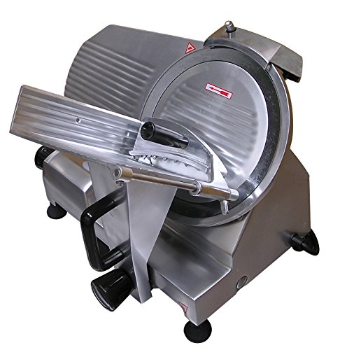 Chicago Food Machinery CFM-12 Deli Meat Slicer, 12'' by Chicago Food Machinery