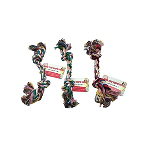 Buy Dog Rope Toy Assorted 108Pcs Online at Low Prices in India ... 80723ead12a
