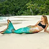 Fin Fun Mermaid Tail, Reinforced Tips, with