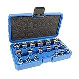 Best ABN Socket Sets - ABN® | Universal Spline Socket Set – 18 Review
