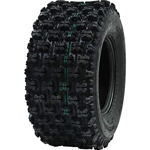 (Ocelot GNCC Holeshot Sport ATV Rear Tire RAZR Style 4-Ply Tread 20x10-9 P357)