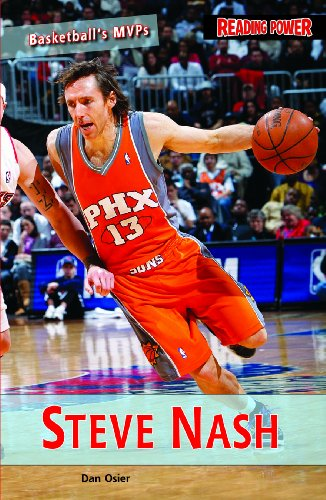Steve Nash (Basketball's Mvps)