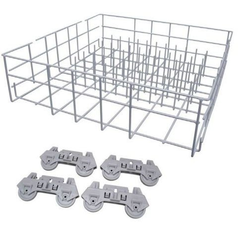 W10311986 - Aftermarket Replacement Dishwasher Lower Rack by Aftmk Replacement