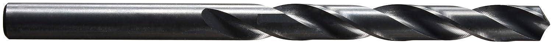 dampfgeh/ärtet L/änge 26 mm P1 8 mm Nutl/änge Presto 010000.65 HSS-Bohrer L/änge DIN 338 10 St/ück Durchmesser 0,65 mm