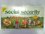 Social Security Is Getting Along with People Board Game by The Ungame