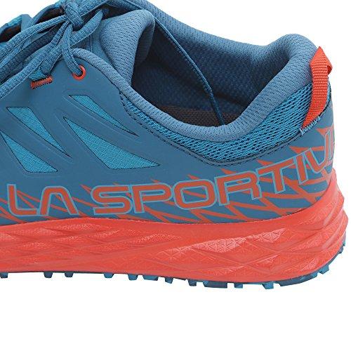 Hommes Trail La Bleu Chaussures Sportiva De Lycan 13 Noir Tangerine Running Tropic De T1S0fqw