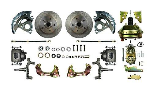 (The Right Stuff AFXDC01D Front Power Disc Brake (Conves))