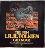 img - for The 1984 J.R.R. Tolkien Calendar book / textbook / text book
