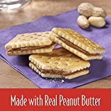 Keebler Toast and Peanut Butter and Jelly