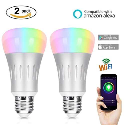 Rgb Led Light Bulb Wifi