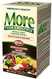American Health More Than Multiple-Men 90 tab ( Multi-Pack)