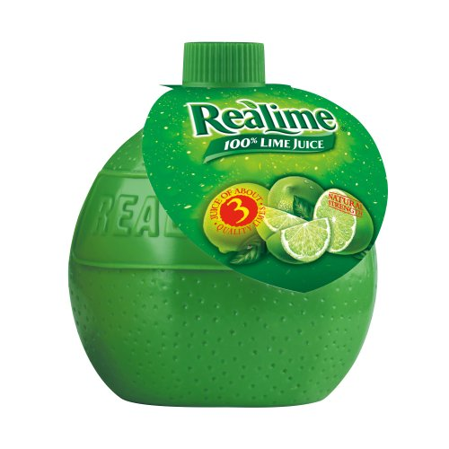 ReaLime 100% Lime Juice, 4.5 Fluid Ounce Bottle (Pack of 24) by Realime (Image #2)