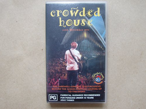 House Crowded Finn Tim (Crowded House: Farewell to the World)