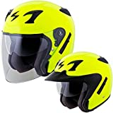Scorpion EXO-CT220 Street Motorcycle Helmet (Neon, XXX-Large)