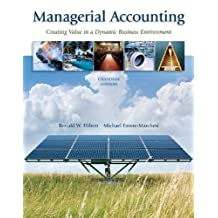 Managerial Accounting, CDN Edition by Ronald Hilton (2009-10-13)