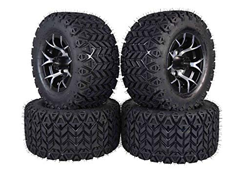 4 20 inch rims and tires - 2