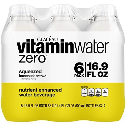 vitaminwater zero squeezed bottles 16 9 product image