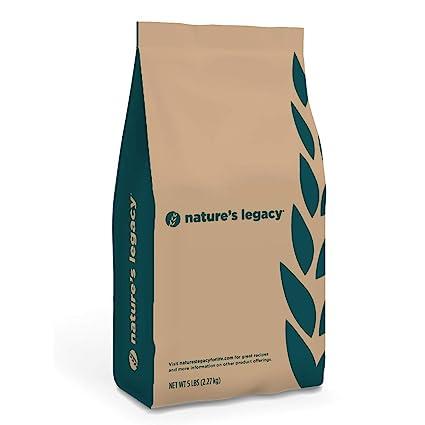 Harina de trigo sarraceno orgánica Natures Legacy: Amazon ...
