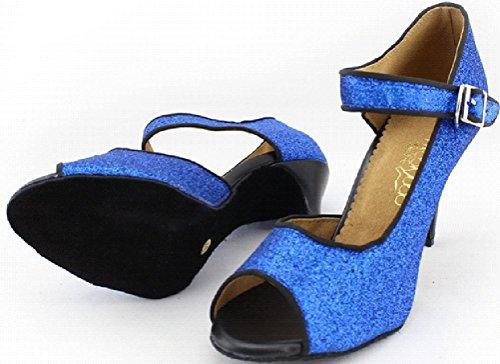 CFP femme Danse Bleu bleu moderne rw1WqSfrT