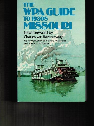 Books : The Wpa Guide to 1930s Missouri