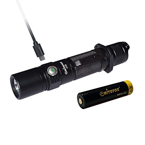 Usb Rechargeable Flashlights Outdoor Light Cree Led Torch Tactical