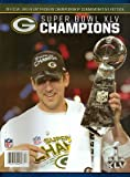 Green Bay Packers Superbowl Xlv Champions Official Commemorative Aaron RodgerS Mvp 2011