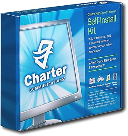 Charter High Speed Internet Self Install Kit Amazon In Software