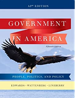 American government readings and cases 19th edition peter woll government in america people politics and policy ap edition 15th fandeluxe Image collections
