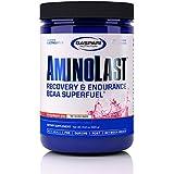 Gaspari 420g AminoLast Recovery and Endurance BCAA Kiwi Strawberry