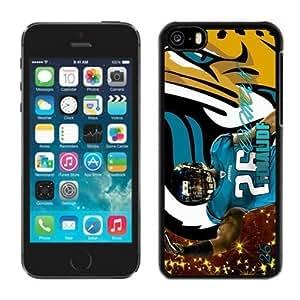 Amazing Iphone 5c Cover NFL Sports Element Jacksonville Jaguars Dawan Landry Coolest Phone Protective Case