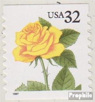 Prophila Collection EEUU Michel.-No..: 2873 (Completa.edición.) 1997 Sello de Correos - Flores (Sellos para los coleccionistas) Plantas / Hongos: Amazon.es: Juguetes y juegos