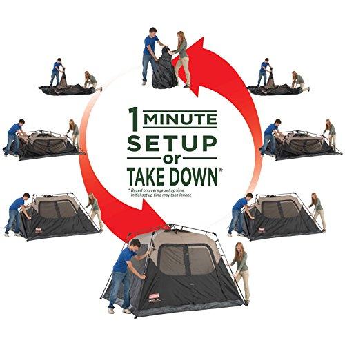 Save  sc 1 st  Desertcart & Coleman 6-Person Instant Cabin - Buy Online in UAE. | Sports ...
