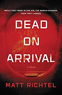 Book Cover: Dead on Arrival: A Novel