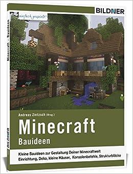 Minecraft Bauideen Amazoncom Books - Minecraft hauser kopieren