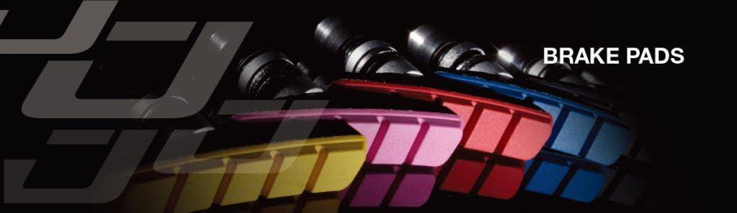 Black 70 mm Jagwire JA7231 Block Set Post